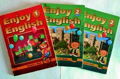Учебники по английскому за 2, 3 класс