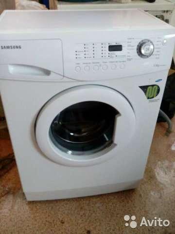 стиральную машину Samsung Samsung wf-s862