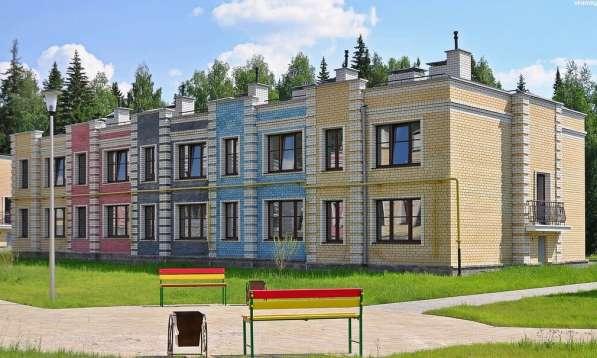 Таунхаус 3кв. (новый дом-сдан). Цена:4940т. р. Среднеуральск в Екатеринбурге фото 5