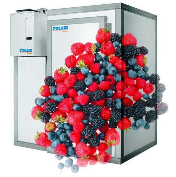 Монтаж холодильного оборудования, холодильных камер в Крыму