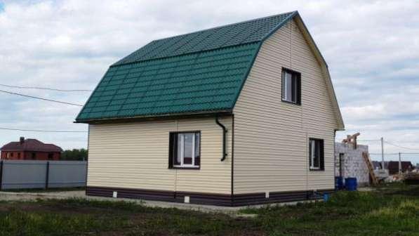 Продается новый коттедж в Паренкина