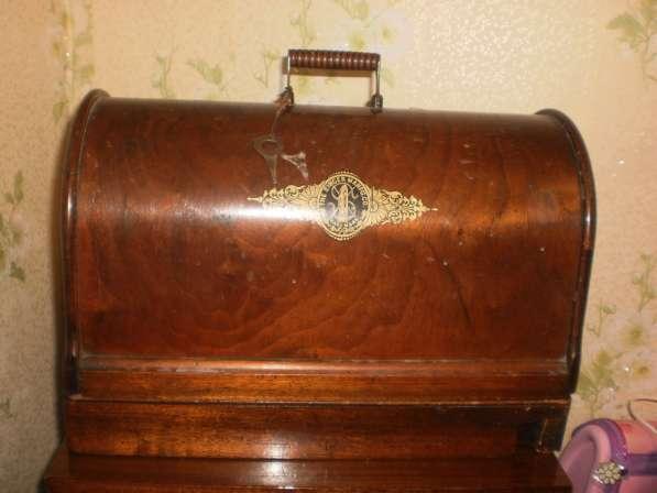 Швейная машинка Зингер 1909 года выпуска