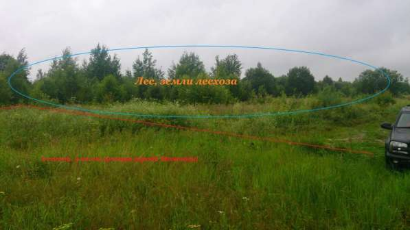 Земельный участок 9 соток, деревня Отяково (Можайск) в Можайске фото 7
