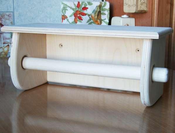 Заготовка, держатель для бумажного полотенца ПД Грибок
