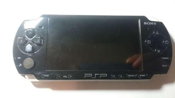 Приставка Sony psp на запчасти
