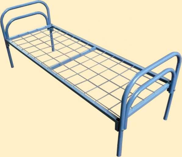 Металлические кровати для лагерей, рабочих, хостелов в Уфе фото 12