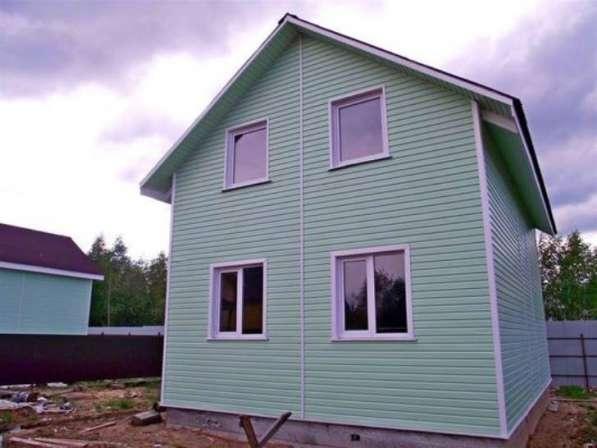 Продаю новый дом 108 кв. м. в поселке Мостовик