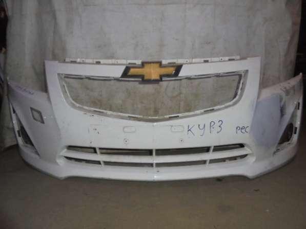 Бампер пердний б/у Шевроле Круз рестайлинг (Chevrolet Cruze)