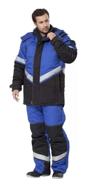 Спец одежда Костюм «Каскад» утепленный (новый)