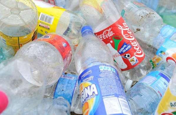 Купим в Алматы оптом б. у пластиковые ПЭТ бутылки самовывоз