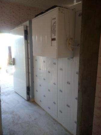 Холодильная камера хранения и заморозки, камера охлаждения