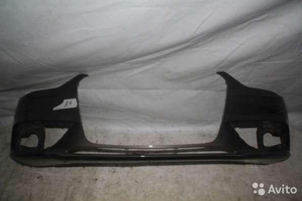 Бампер передний, Ауди А4 B8 (Audi A4)