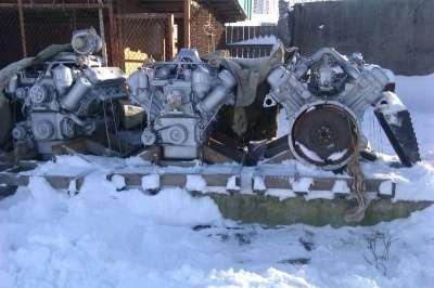 Двигатель 236 м 2