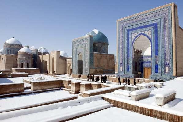 Экскурсии в Узбекистан