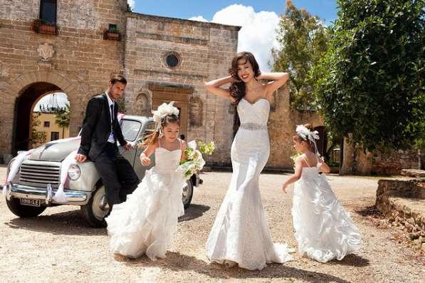 Свадебные платья большой выбор