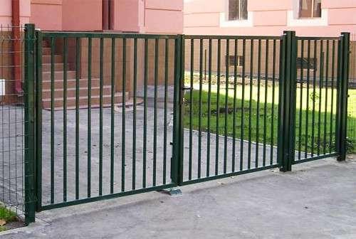 Ворота и калитки на дачу с доставкой