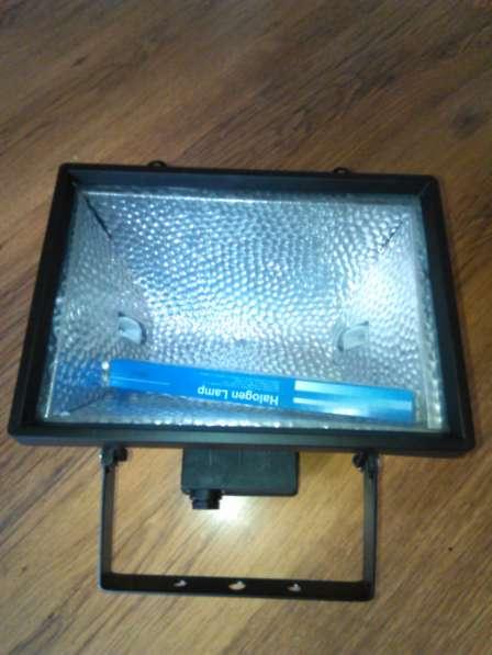 Прожектор галогеновый 1000Вт