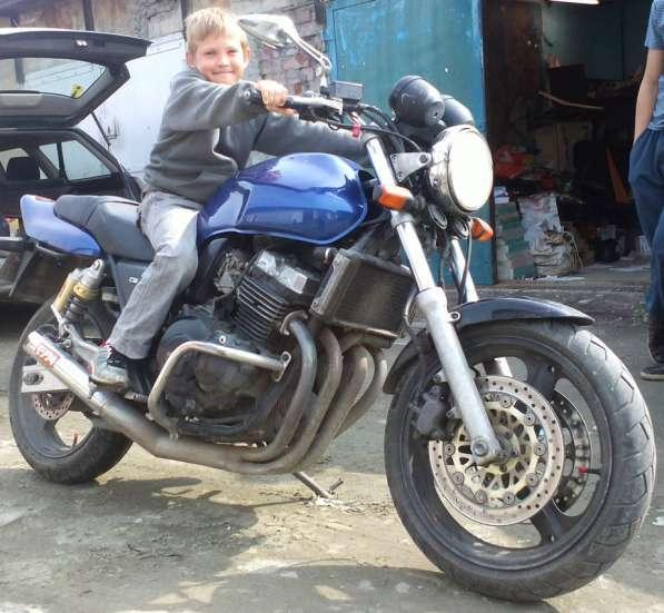 Honda CB 400 1996