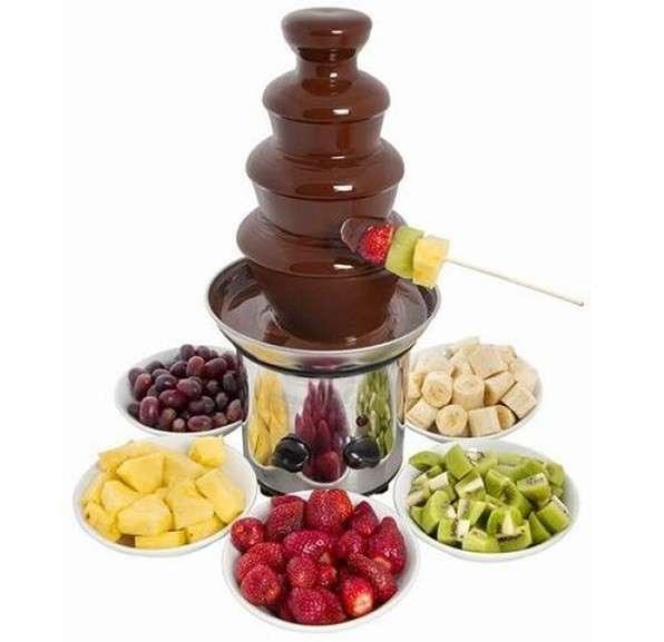 Шоколадный фонтан для вашего праздника (75 см)