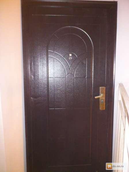 Продам дверь металлическую