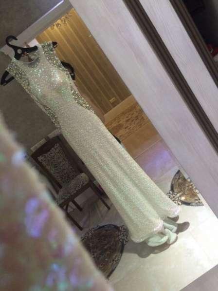 Срочно продаю выпускное платье