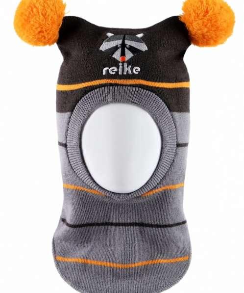 Шапка-шлем для мальчика Reike р.48