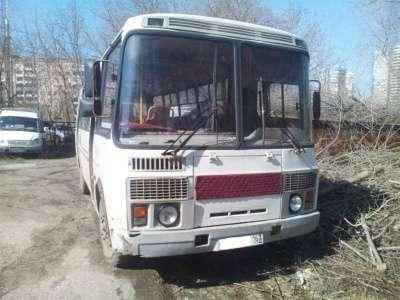 автобус пригородный ПАЗ 4234