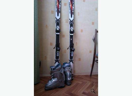продам горные лыжи в Екатеринбурге