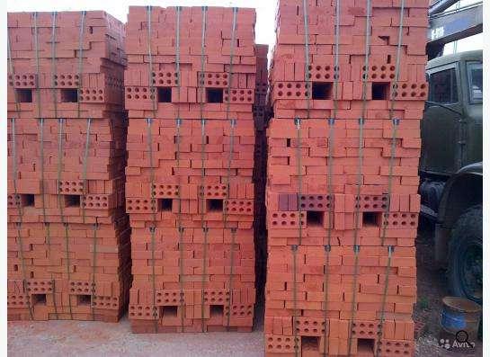 Строительный кирпич с доставкой. в Краснодаре