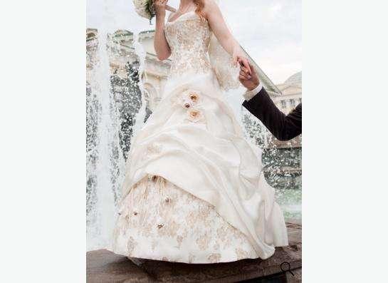 Свадебное платье в Москве фото 3