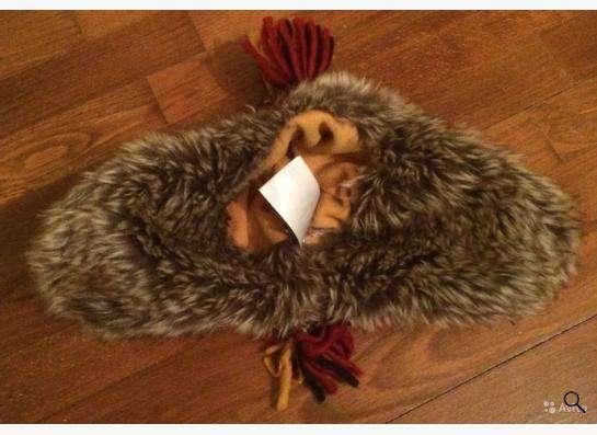 Детская шапка зимняя размер S/M 54 см в Москве фото 3