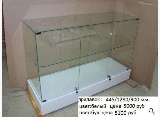 витрина стеклянная в Москве фото 6