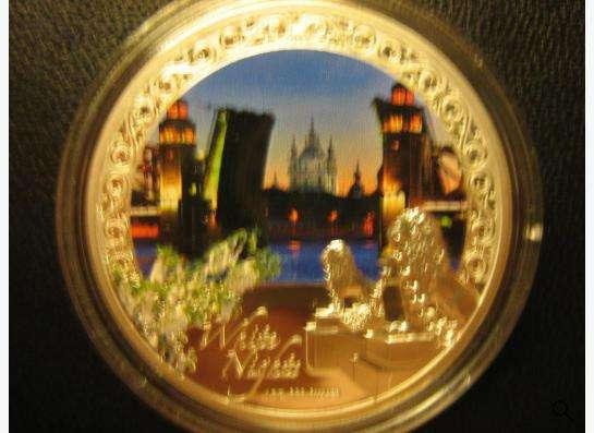 Коллекция подарочных монет Сбербанка РФ в Москве фото 4