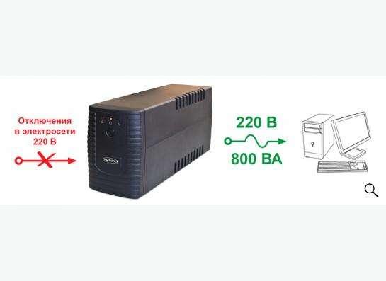 SKAT-UPS 800 (ИБП 800)