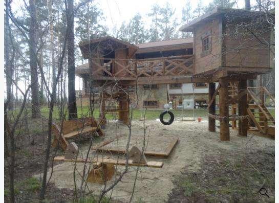 детская игровая площадка в Новосибирске фото 3