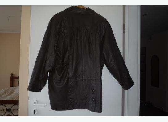 Куртка кожаная-52раз.новая из Турции.т.89137768497 в Новосибирске фото 8