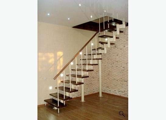 Современная, стильная, надежная лестница в Москве фото 8