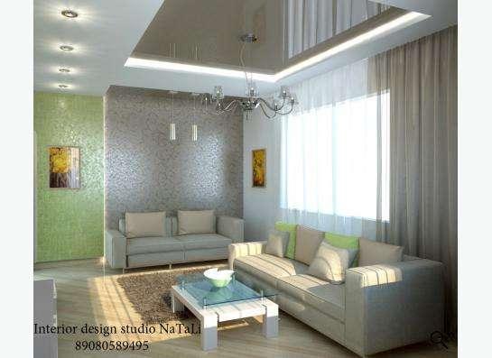 Дизайн интерьера в Челябинске в Челябинске фото 6