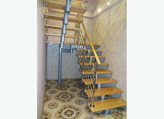 Современная, стильная, надежная лестница в Москве фото 4