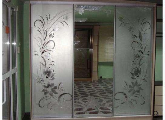 Шкафы-купе по индивидуальным размерам в Нижнем Новгороде фото 13