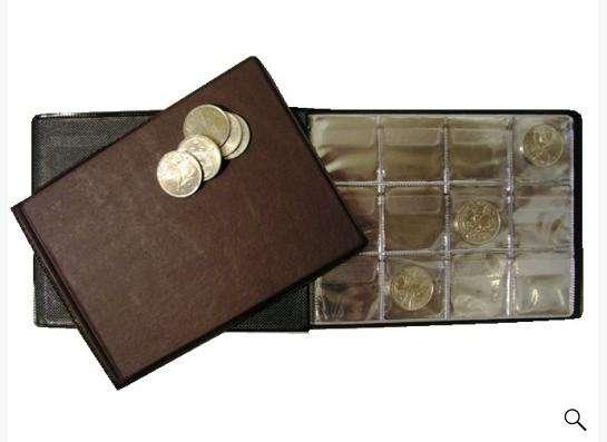Альбомы для монет, банкнот, значков в Владивостоке фото 11