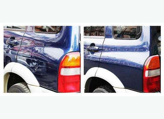 Ремонт-удаление вмятин без покраски. Полировка в Владивостоке фото 6