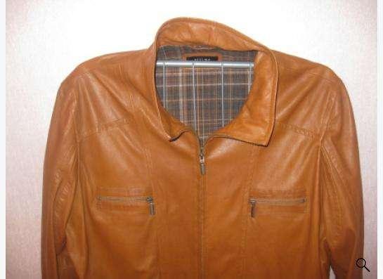 Кожаная куртка новая, р-р 60-62 в Томске фото 3