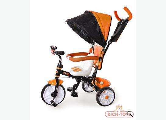 Велосипед детский 3-х колесный новый