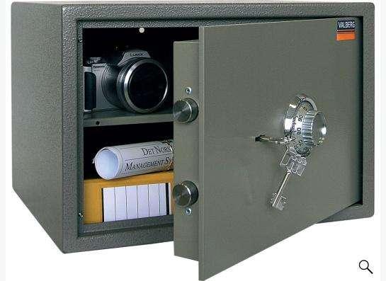 Сейф мебельный ГОСТ Р 50862-2012