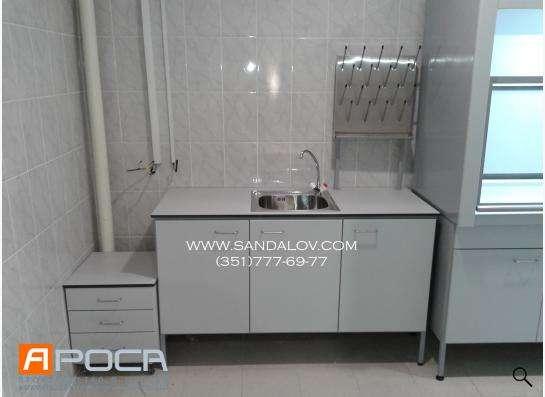 лабораторные столы, шкафы, мойки в челябинске в Челябинске фото 7
