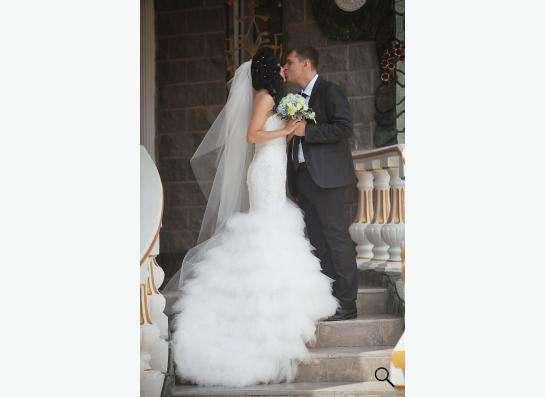 Свадебное платье в Новосибирске фото 5