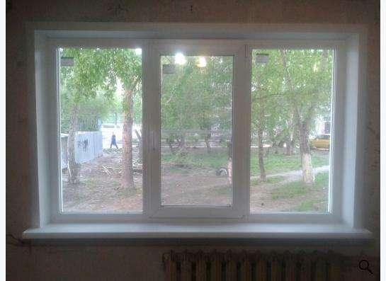 Пластиковые окна от производтеля.Дачные окна. в Новосибирске фото 7