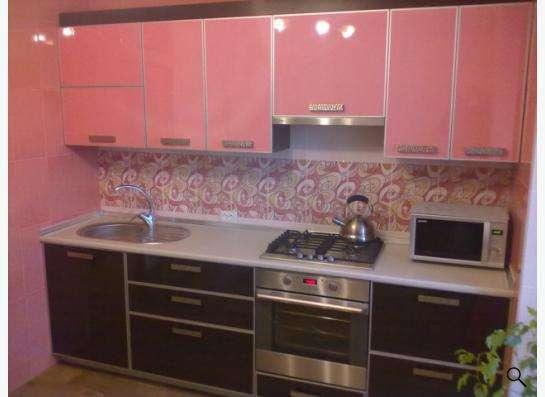 Кухонные гарнитуры по индивидуальным размерам в Нижнем Новгороде фото 3