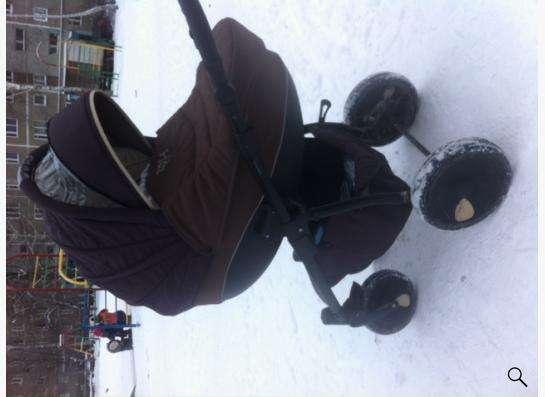 Детская коляска 2 в 1 Tutis Zippy + развивающий коврик в Екатеринбурге
